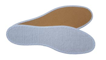 Barefoot insole